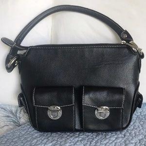 Marc Jacob's Black Leather Blake Shoulder Bag